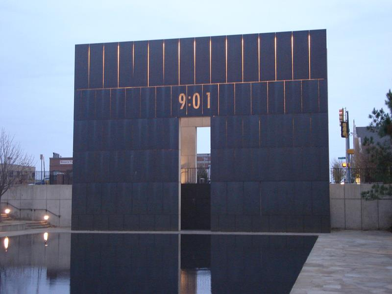 BotCast #25 – Oklahoma Memorial Photos